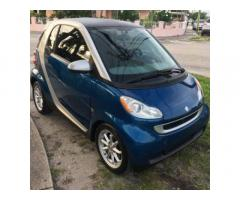 **Smart Fortwo 2009(Clean Title)**