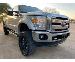 FORD F250 DIESEL LIFTED