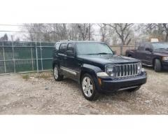 2011 Jeep Liberty, Limited Edition Sport Utility 4D
