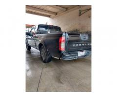 2002 Nissan Frontier XE extended cab