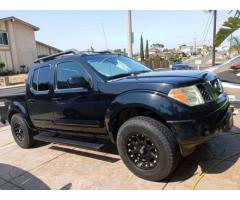Nissan Frontier 4wd