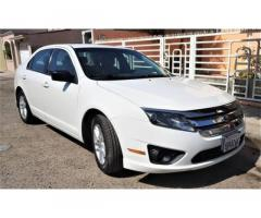 FORD FUSION EXCELENTE