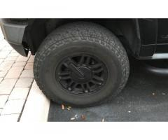 2007 Hummer H3 Luxury special edition